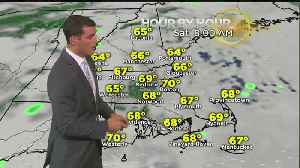 WBZ Evening Forecast For August 16 [Video]