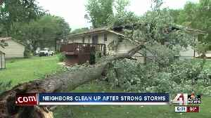 Liberty storm damage leaves many asking the city to step up [Video]
