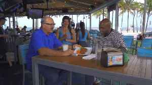 WEB EXTRA: Talking Fins & Eating Wings With Kim Bokamper & Laremy Tunsil [Video]