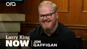 Jim Gaffigan explains why he considers himself a relatable comedian [Video]