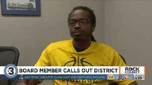 13 black leaders have left one Rock County school district; board member says it's no coincidence [Video]