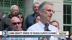 Dane County creates collaboration to tackle climate change [Video]