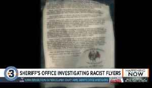Reports of white supremacist flyers found near homes across Dane County [Video]