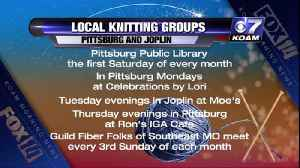Local Knitting Groups part 1 [Video]