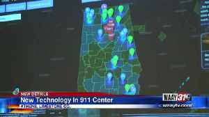 New technology being used in a Limestone County 911 call center [Video]