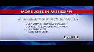More Jobs In Mississippi 08/16/19 [Video]