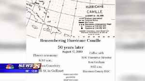 Hurricane Camille 50th anniversary [Video]