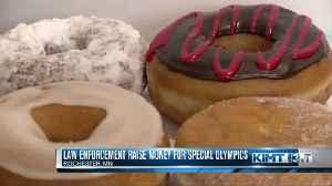 Law Enforcement Raises Money for Special Olympics [Video]