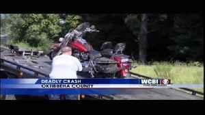Motorcycle Crash [Video]