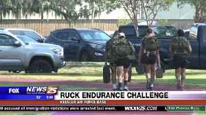 Ruck Endurance Challenge at Keesler Air Force Base [Video]