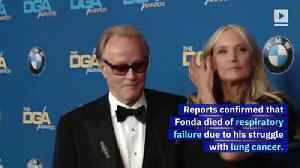 Peter Fonda, Hollywood Icon, Dead at 79 [Video]