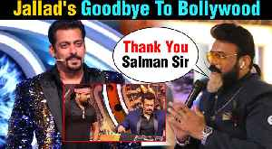 Salman Khan's Favourite JALLAD From Bigg Boss Show QUITS The Film Industry [Video]