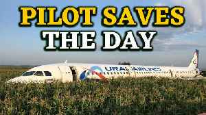 'Miraculous' Crash-Landing in Cornfield, 233 Lives saved | OneIndia News [Video]
