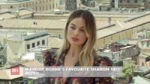 Margot Robbie Comments On Sharon Tate Movies [Video]