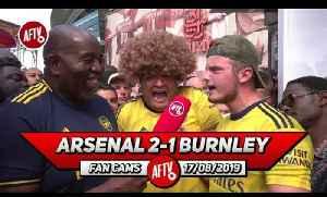 Arsenal 2-1 Burnley | Give David Luiz The Captaincy! (Heavy D & Jake) [Video]
