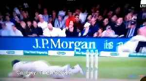 Ashes: Hit by Archer bouncer, Smith retires hurt [Video]