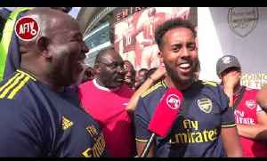 Arsenal 2-1 Burnley | We Need Lacazette & Aubameyang To Sign New Deals! (Livz) [Video]