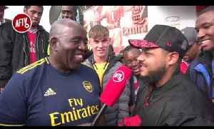 Arsenal 2-1 Burnley | Pepe Was Taking Souls Like Shang Tsung From Mortal Kombat! (Troopz) [Video]