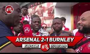 Arsenal 2-1 Burnley | Fans Clash Over Koscielny Disrespectful Departure Ft Ty, Belgium & CheekySport [Video]