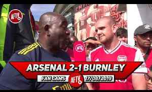 Arsenal 2-1 Burnley | I'd Pay Real Madrid £60m For Ceballos Now! (Johnny) [Video]