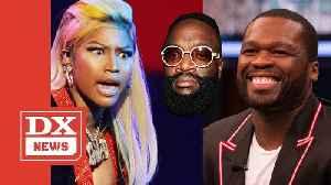 50 Cent Eggs On Nicki Minaj Versus Rick Ross [Video]