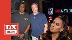 JAY-Z Claims He Spoke To Colin Kaepernick But Kap's Girlfriend & Attorney Deny It [Video]