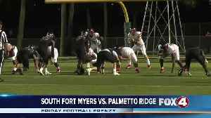 South Fort Myers High pulls off win against Palmetto High [Video]
