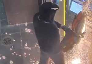 Grinders Used in 'Brazen but Futile' Attempt to Steal From ACT Parking Machine in Belconnen [Video]