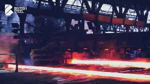 News video: Turkish military fund reaches deal to buy British Steel