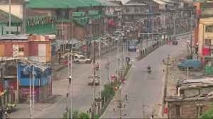 News video: Schools, telephone lines to be opened in Kashmir after lockdown