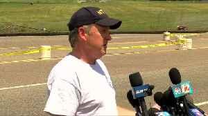 Earnhardt Jr.'s plane bounced before crash [Video]