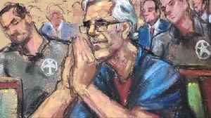 News video: Autopsy concludes Epstein death was suicide