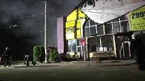 Eight die in fire at a hotel in Ukraine [Video]