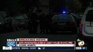 1 dead, 1 injured in shooting at Logan Heights house party [Video]