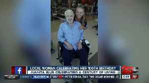 Local woman turns 100 years old [Video]
