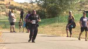 The inaugural SSG Aaron Butler Memorial Purple Heart Run brings the community together [Video]