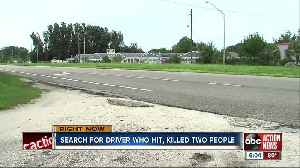 13-year-old among two killed in Palmetto hit-and-run, driver wanted [Video]