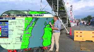 NBC26 Storm Shield Friday August 16 2019 [Video]