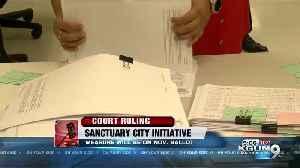Lawsuit to block Tucson sanctuary city ballot initiative fails [Video]
