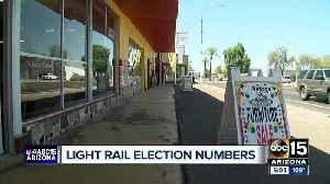 South Phoenix light rail? Voter turnout higher than previous elections [Video]