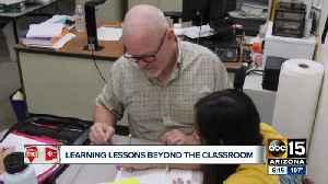 Nick's Heroes: Hamilton High math teacher leads bullying assemblies to honor his son. [Video]