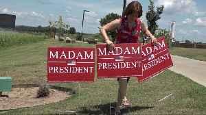 Arkansas Attorney Announces She is Running for President [Video]
