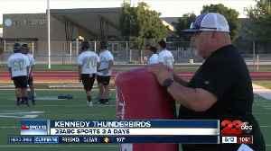 2-A-Days: Kennedy Thunderbirds [Video]