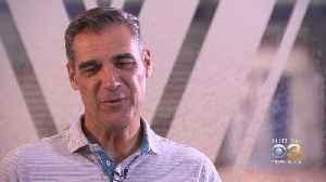 A Chat With: Villanova's Basketball Coach Jay Wright [Video]