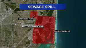 Miami-Dade Sewage Leak Still Not Fixed, Over 1,000,000 Gallons Spilled So Far [Video]