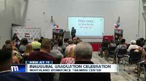 Graduation day at Northland Workforce Training Center comes with a combined million dollars in wages [Video]