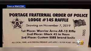 Portage, Ind. Police Union To Auction AR-15 [Video]
