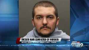 Tucson man convicted of murder, burglary in fatal shooting [Video]