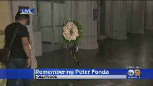 Friends, Fans Remember 'Easy Rider' Actor Peter Fonda [Video]