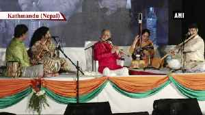 Flautist Pandit Hariprasad Chaurasia enthrals audience in Nepal [Video]